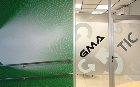 Gmatic Soluciones informaticas puerta acceso